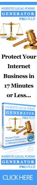 Website Legal Forms