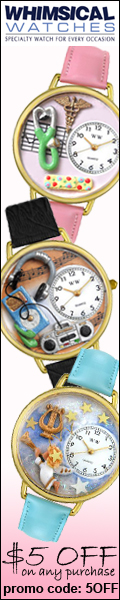 Whimsical Watches!